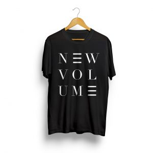 New Volume Merch - Band shirt