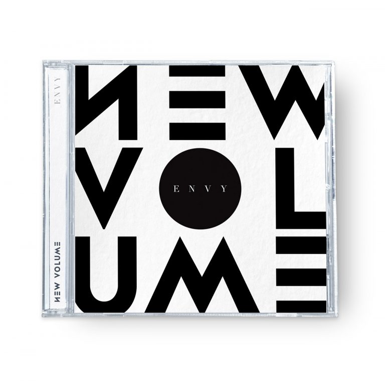 new Volume – Envy (Physical)